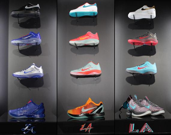 Nike Basketball L.A. All-Star Game Footwear Presentation
